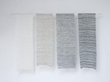 Handwoven linen shawls Mojiri
